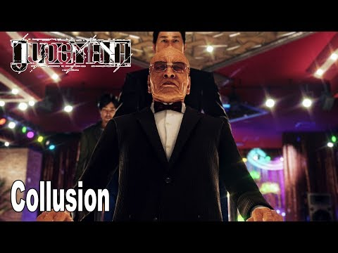 Judgment - Chapter 6: Collusion Walkthrough (English Audio) [HD 1080P]