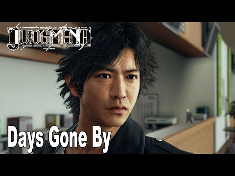 Judgment - Chapter 5: Days Gone By Walkthrough (English Audio) [HD 1080P]