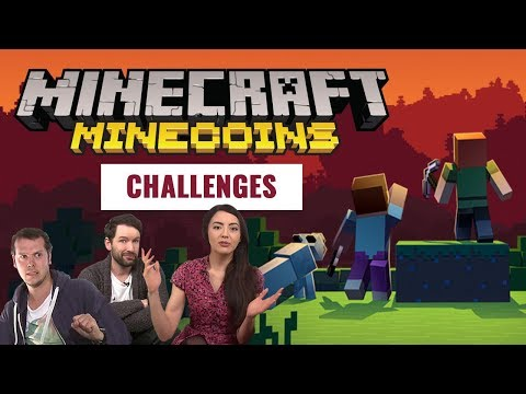 Minecraft LIVE! Minecraft Challenges Live with Outside Xbox (Sponsored Content)