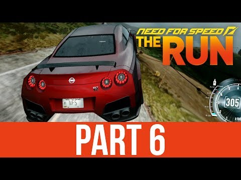 Need for Speed The Run Gameplay Walkthrough Part 6 - I'M NOT HAPPY !!!