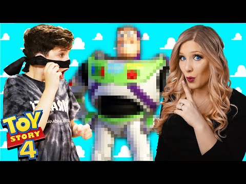 SECRET Toy Story 4 Surprise for my Little Brother!