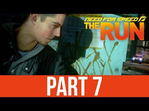Need for Speed The Run Gameplay Walkthrough Part 7 - CHICAGO CHASE