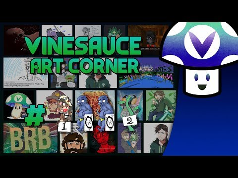[Vinebooru] Vinny - Vinesauce Art Corner #1002