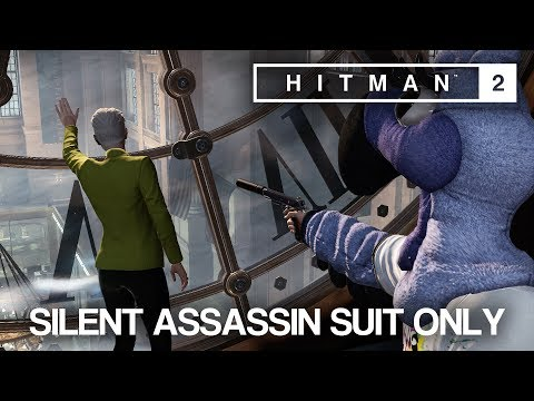 HITMAN™ 2 Master Difficulty - The Bank, New York City (Silent Assassin Suit Only)