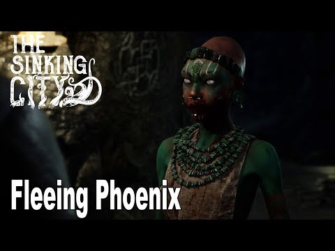 The Sinking City - Walkthrough Part 8 Fleeing Phoenix [HD 1080P]