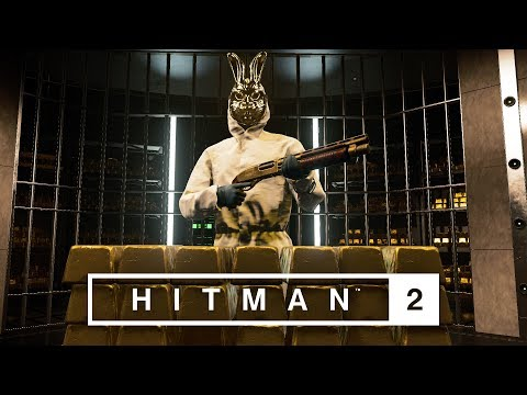HITMAN™ 2 Master Difficulty - The Bank Robbery, New York (Silent Assassin Suit Only)