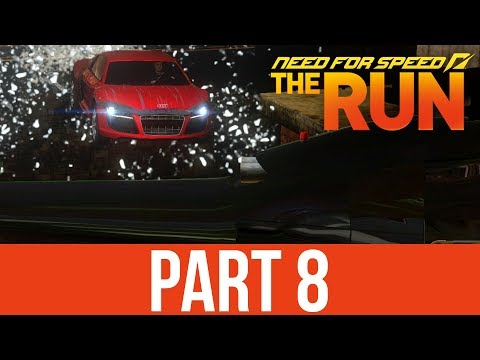 Need for Speed The Run Gameplay Walkthrough Part 8 - PICK MY NEXT CAR
