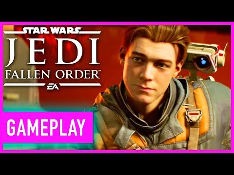 26 Minutes Of Official 4K Star Wars Jedi: Fallen Order Extended Cut Gameplay