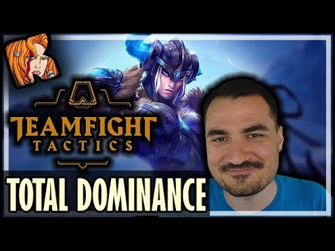 TOTAL TFT DOMINANCE ft. TRIPLE LIFE SEJUANI - TFT Teamfight Tactics - Auto Chess