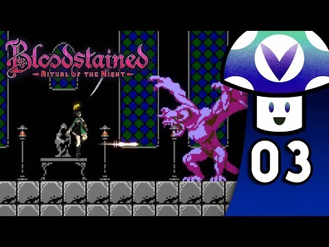 [Vinesauce] Vinny - Bloodstained: Ritual of the Night (PART 3)