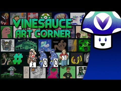 [Vinebooru] Vinny - Vinesauce Art Corner #1003