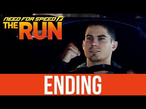 Need for Speed The Run ENDING Gameplay Walkthrough Part 10