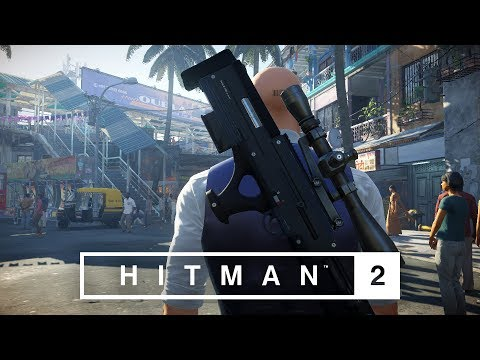 HITMAN™ 2 Master Difficulty - Illusions of Grandeur (Sniper Assassin, Silent Assassin Suit Only)