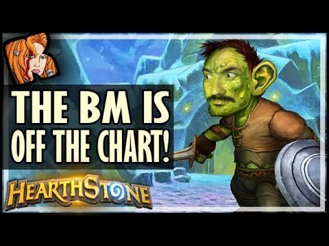 This Play's BM Is Off The Chart! - Rise of Shadows Hearthstone