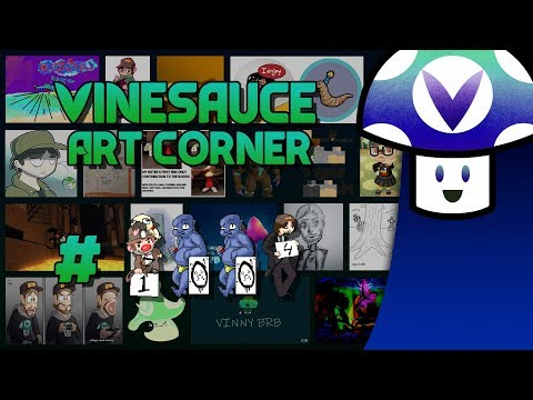 [Vinebooru] Vinny - Vinesauce Art Corner #1004