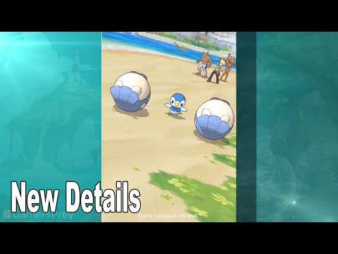 Pokémon Masters - New Details and Gameplay [HD 1080P]
