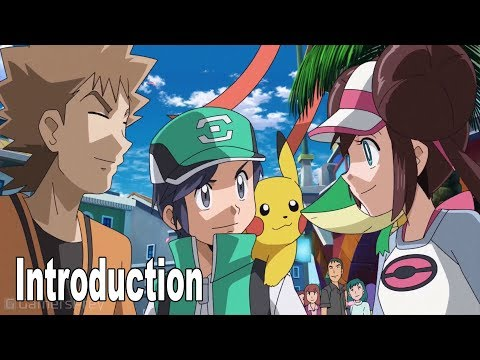 Pokémon Masters - Introduction Trailer [HD 1080P]