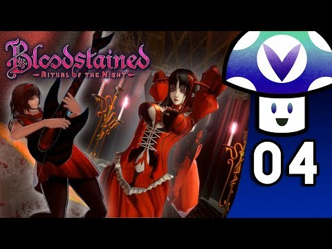 [Vinesauce] Vinny - Bloodstained: Ritual of the Night (PART 4)