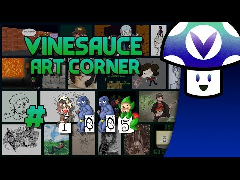 [Vinebooru] Vinny - Vinesauce Art Corner #1005