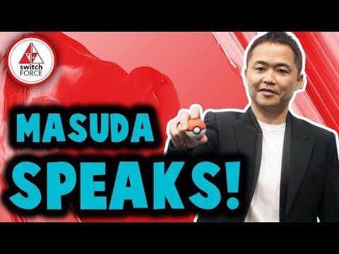 Masuda Addresses National Pokedex Criticism!