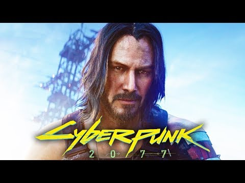 CYBERPUNK 2077 Gameplay - WHAT WAS SHOWN BEHIND CLOSED DOORS