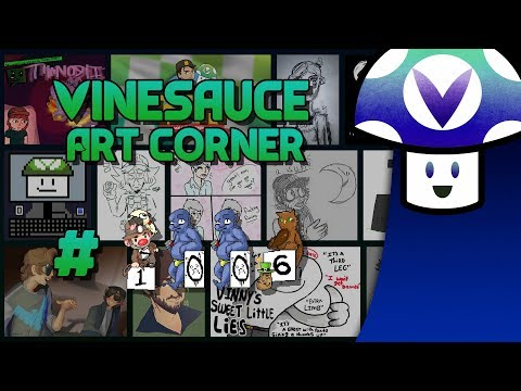 [Vinebooru] Vinny - Vinesauce Art Corner #1006