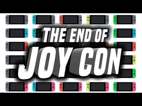 No More NEW Nintendo Switch Joy Con?!