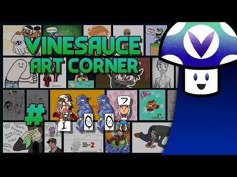 [Vinebooru] Vinny - Vinesauce Art Corner #1007