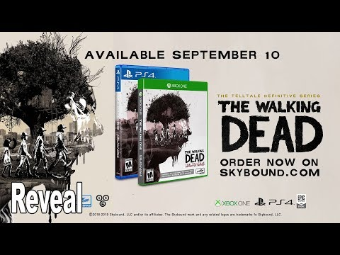 The Walking Dead: The Telltale Definitive Series - Reveal Teaser [HD 1080P]