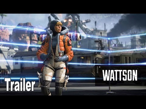 Apex Legends - Wattson Character Trailer [HD 1080P]