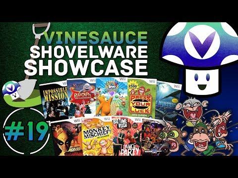 [Vinesauce] Vinny - Shovelware Showcase Wii #19