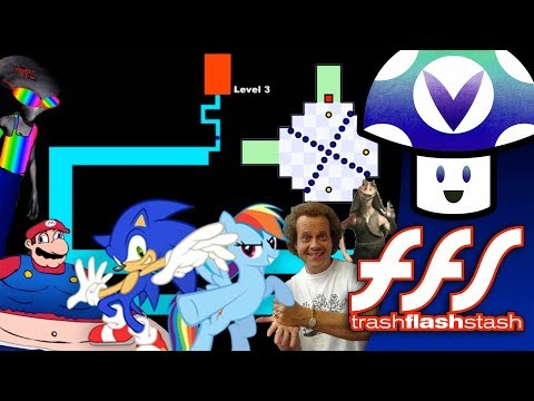 [Vinesauce] Vinny - Trash Flash Stash