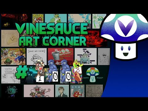 [Vinebooru] Vinny - Vinesauce Art Corner #1008