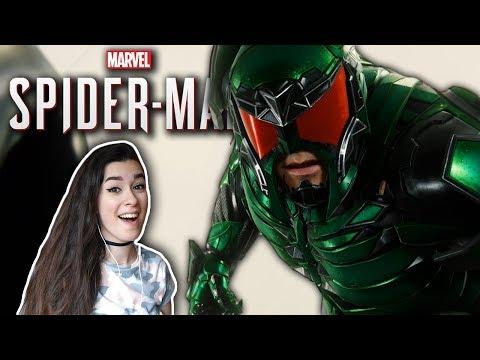 SCORPION AND RHINO FIGHT! | Spider-Man Gameplay | Part 17
