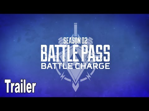 Apex Legends - Season 2 Battle Pass Trailer [4K 2160P]