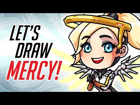 How to Draw Mercy