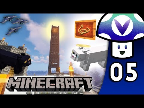[Vinesauce] Vinny - Minecraft (PART 5)