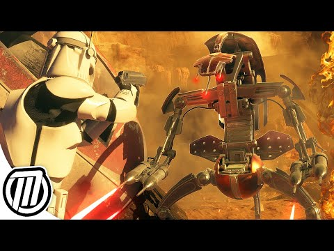 Star Wars Battlefront 2: How Droideka Is a Game Changer