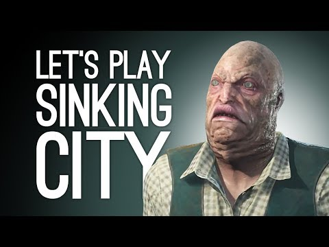 The Sinking City Gameplay: COME AT ME CTHULHU! 🐙(Let's Play The Sinking City)