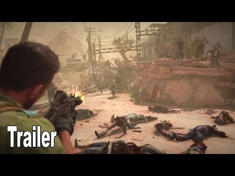 World War Z - The Six Skulls Update Trailer [HD 1080P]