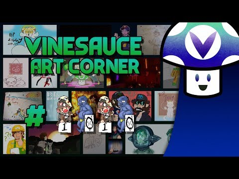 [Vinebooru] Vinny - Vinesauce Art Corner #1010