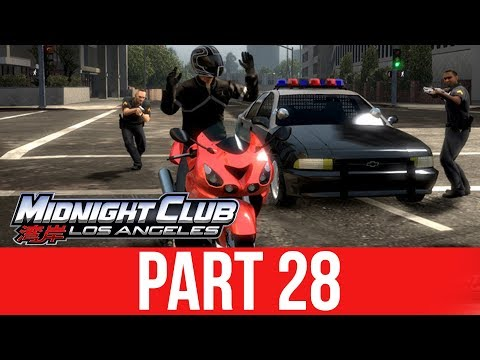 MIDNIGHT CLUB LOS ANGELES XBOX ONE Gameplay Walkthrough Part 28 - WAGERS