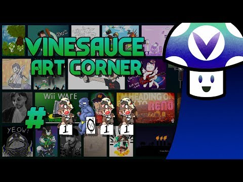 [Vinebooru] Vinny - Vinesauce Art Corner #1011