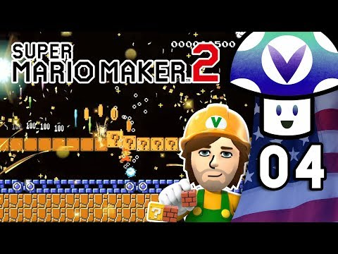 [Vinesauce] Yot - Super Mario Maker 2 (PART 4)