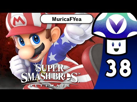 [Vinesauce] Vinny - Super Smash Bros. Ultimate (PART 38)