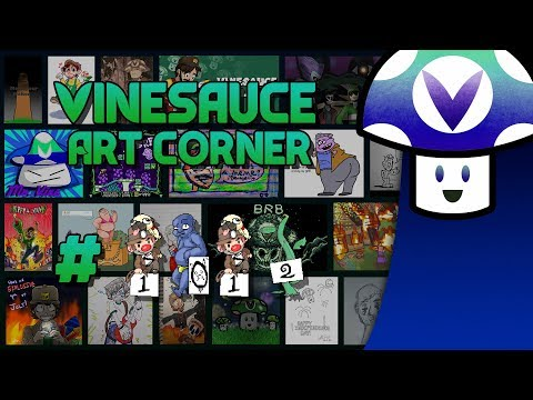 [Vinebooru] Vinny - Vinesauce Art Corner #1012