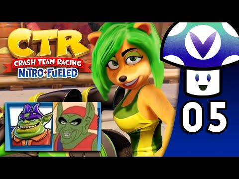 [Vinesauce] Vinny - Crash Team Racing Nitro-Fueled: Online Mode (PART 5)