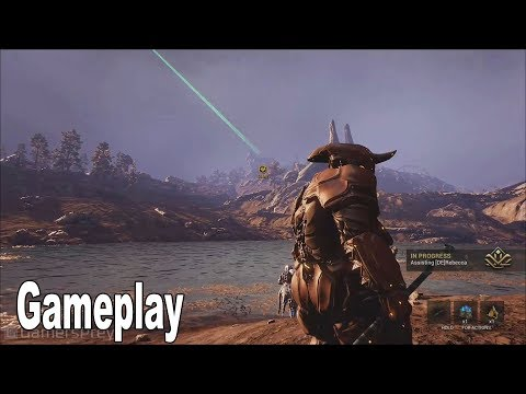 Warframe: Empyrean - Gameplay Demo Reveal TennoCon 2019 [HD 1080P]