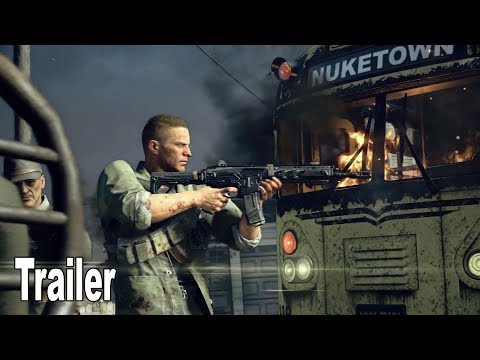Call of Duty: Black Ops 4 - Operation Apocalypse Z Reveal Trailer [HD 1080P]