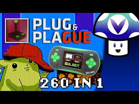 [Vinesauce] Vinny - Plug & Plague: WOLSEN Handeld Console